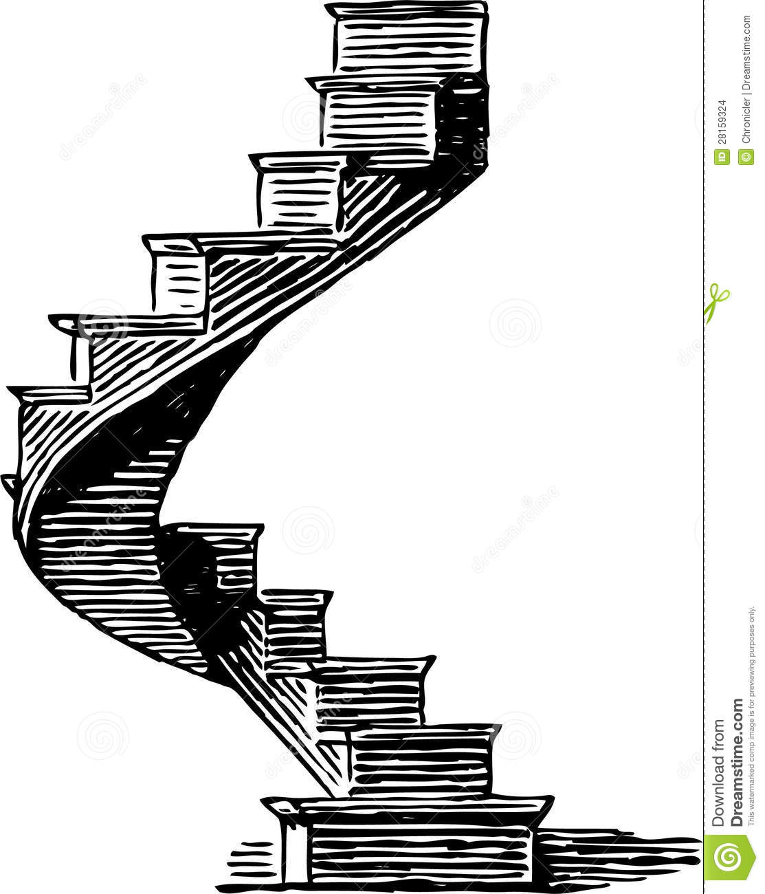 Staircase clipart. Stairway panda free images