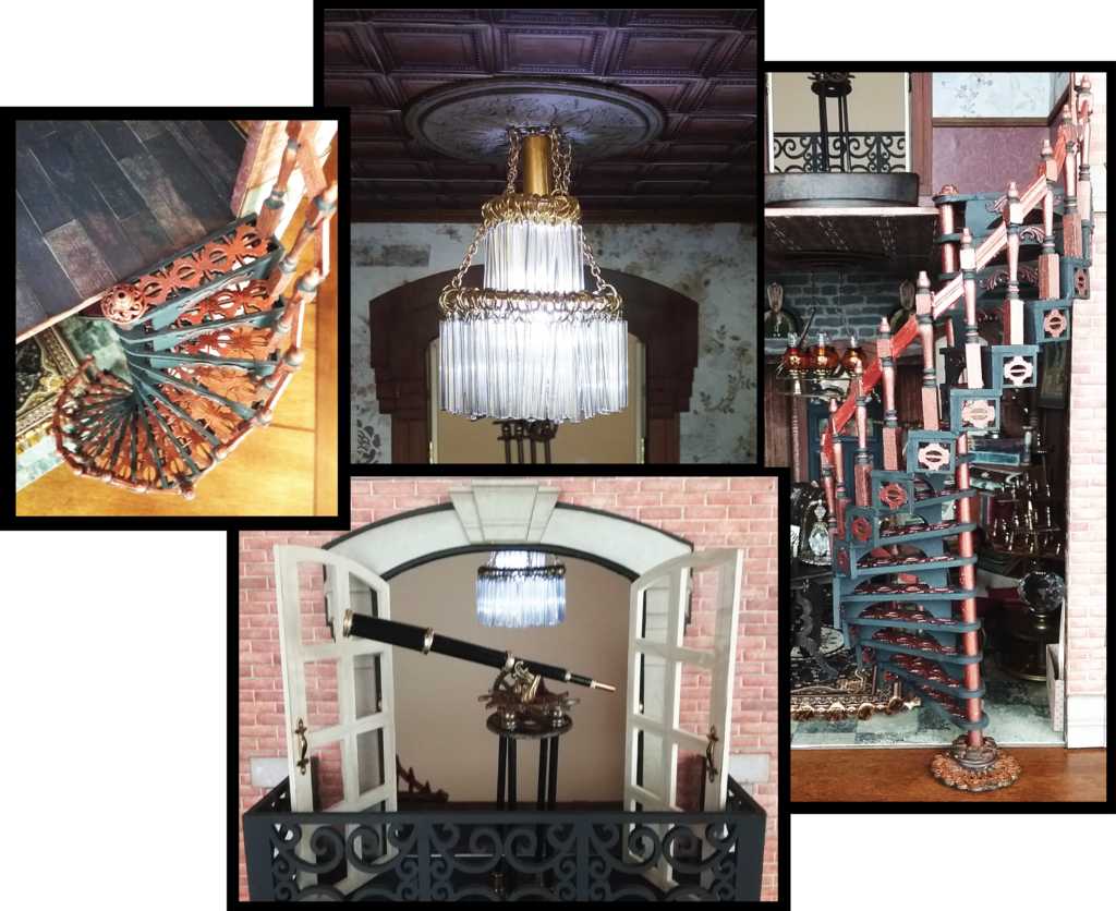 Staircase clipart broken. Artfully musing steamtown house