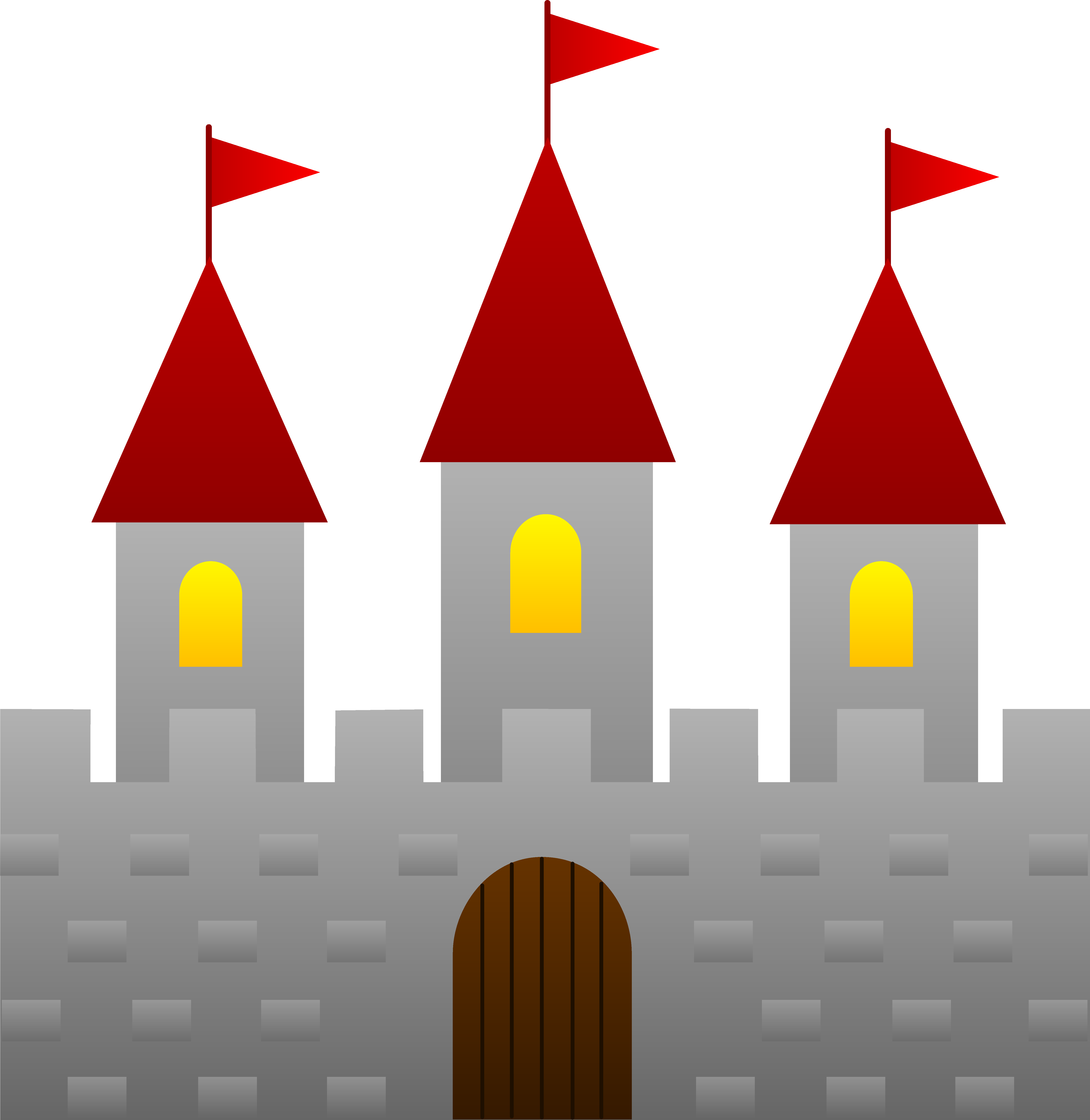 Staircase clipart castle. Yearbook page whizscastle