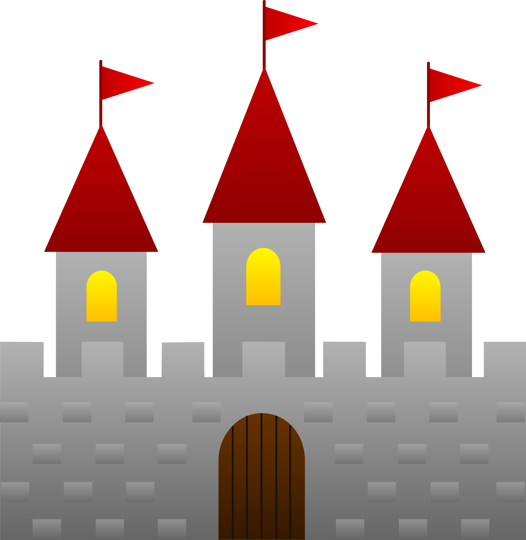 staircase clipart castle