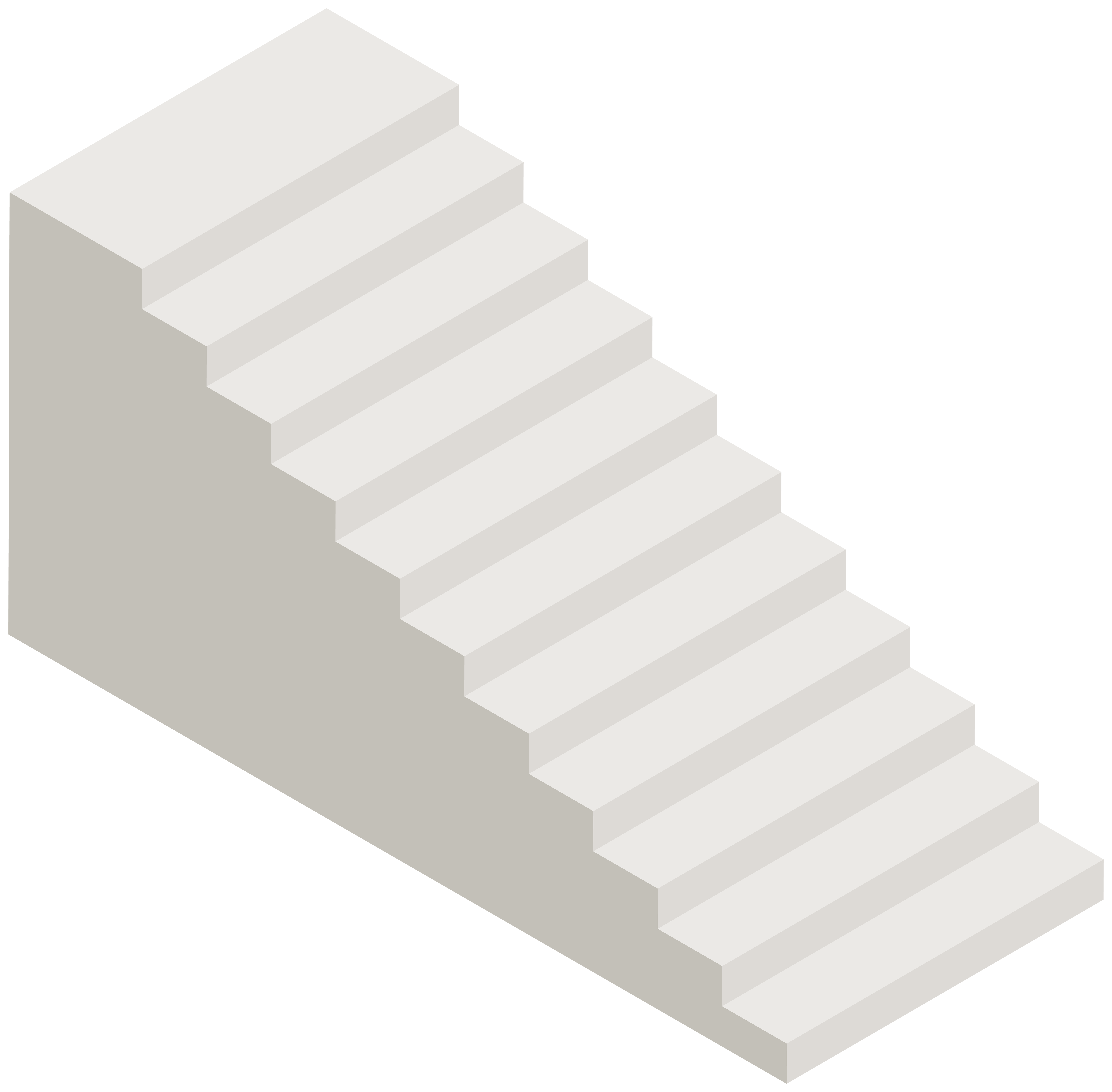 Stairs png clip art. Staircase clipart christmas