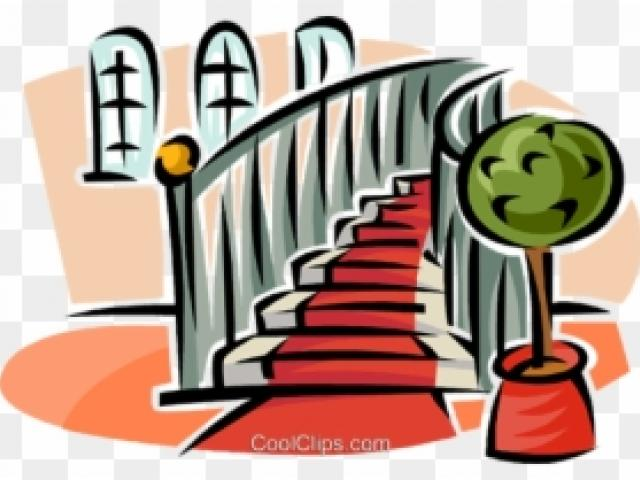 Staircase clipart house. Free stairs download clip