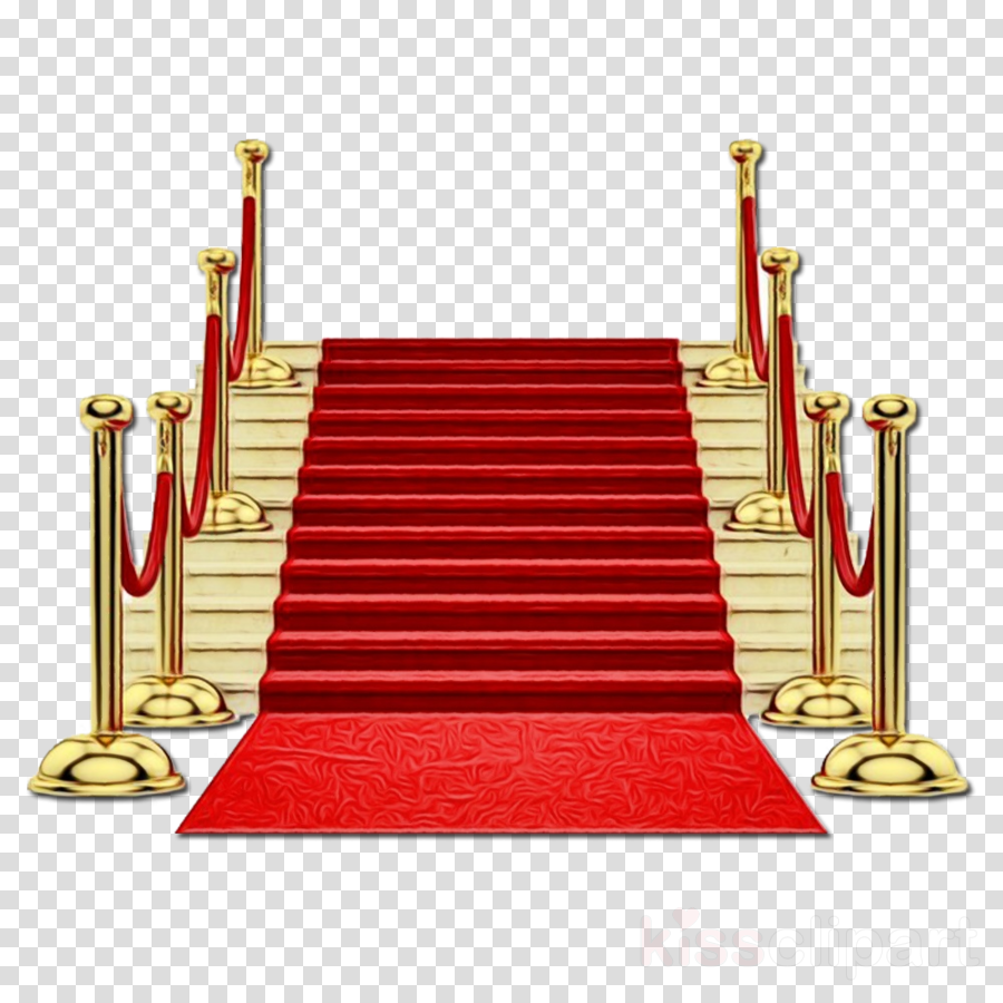 Flooring furniture stairs . Staircase clipart red carpet