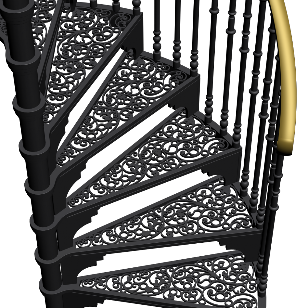 Design and decorate your. Staircase clipart spiral staircase