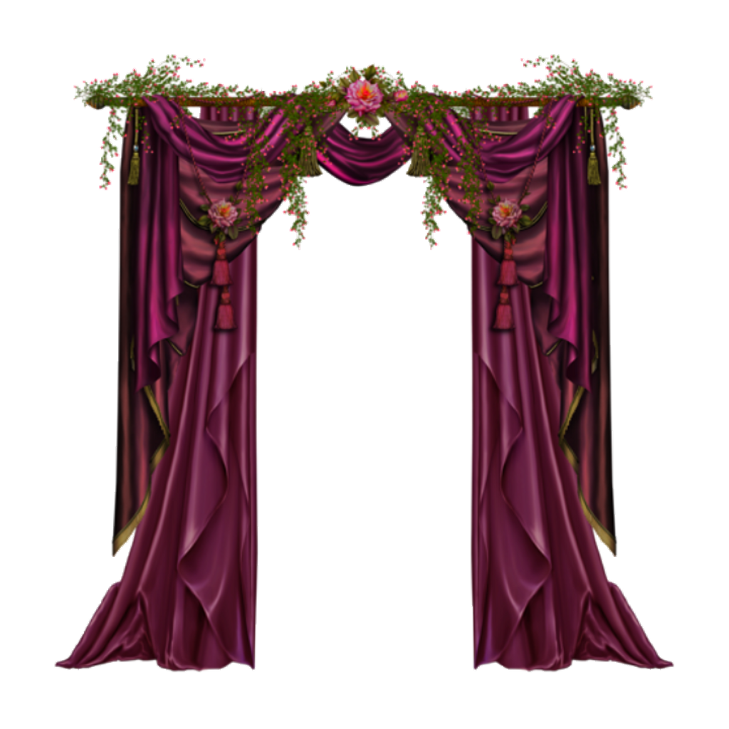 Curtains stairs sticker by. Staircase clipart stage