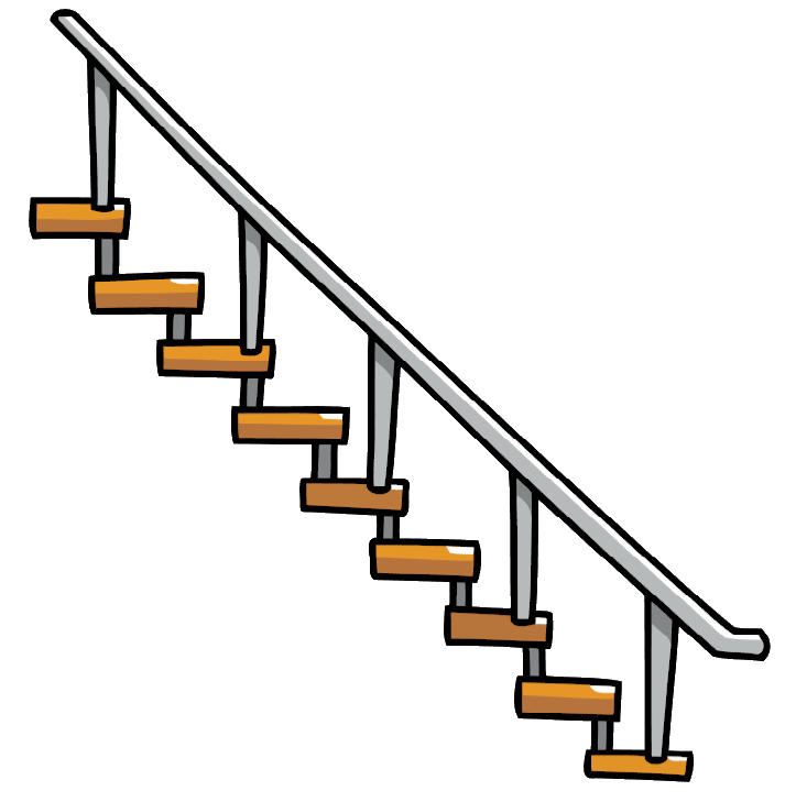 Stairs png transparent images. Staircase clipart step