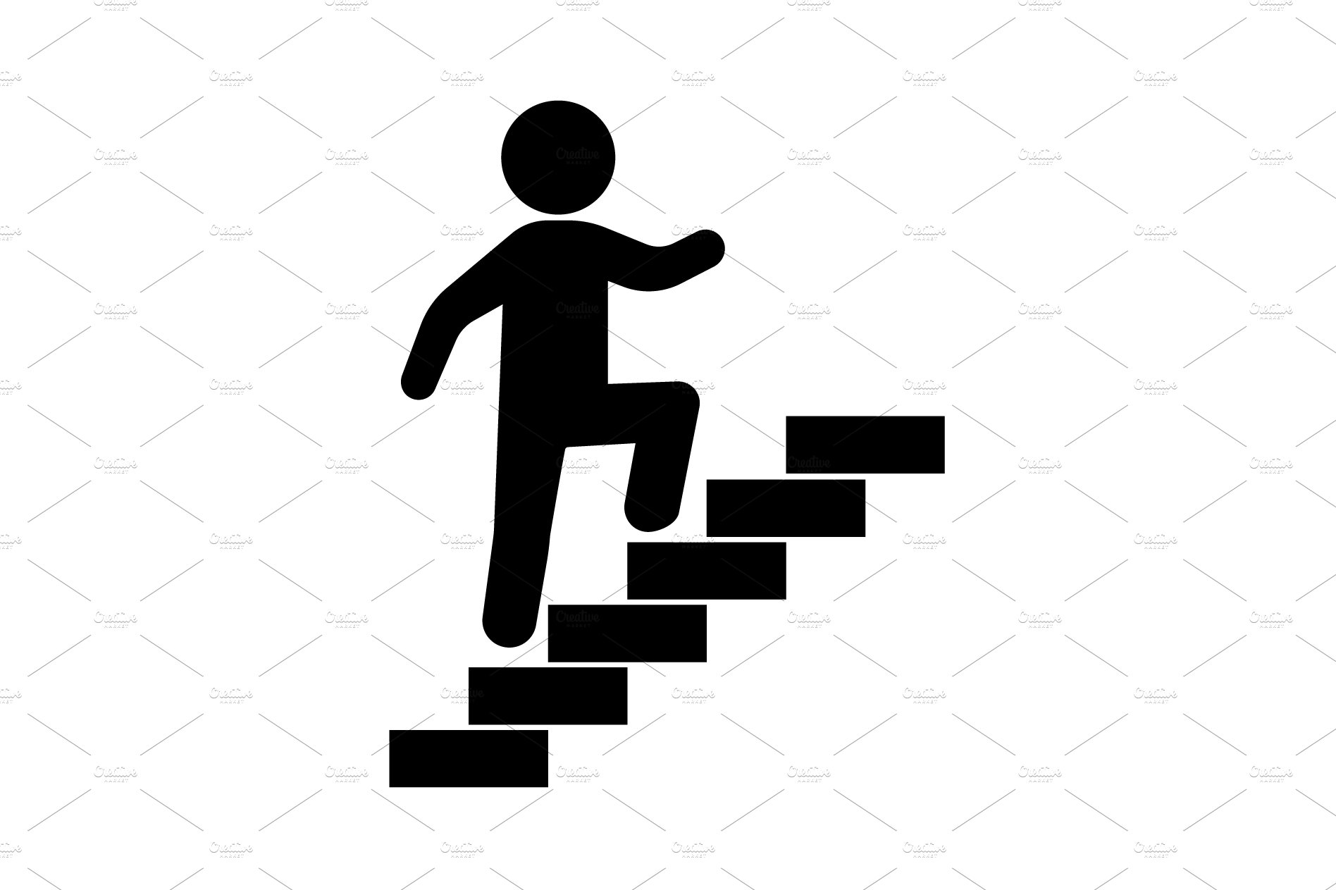 Staircase clipart symbol. Stairs images clip art