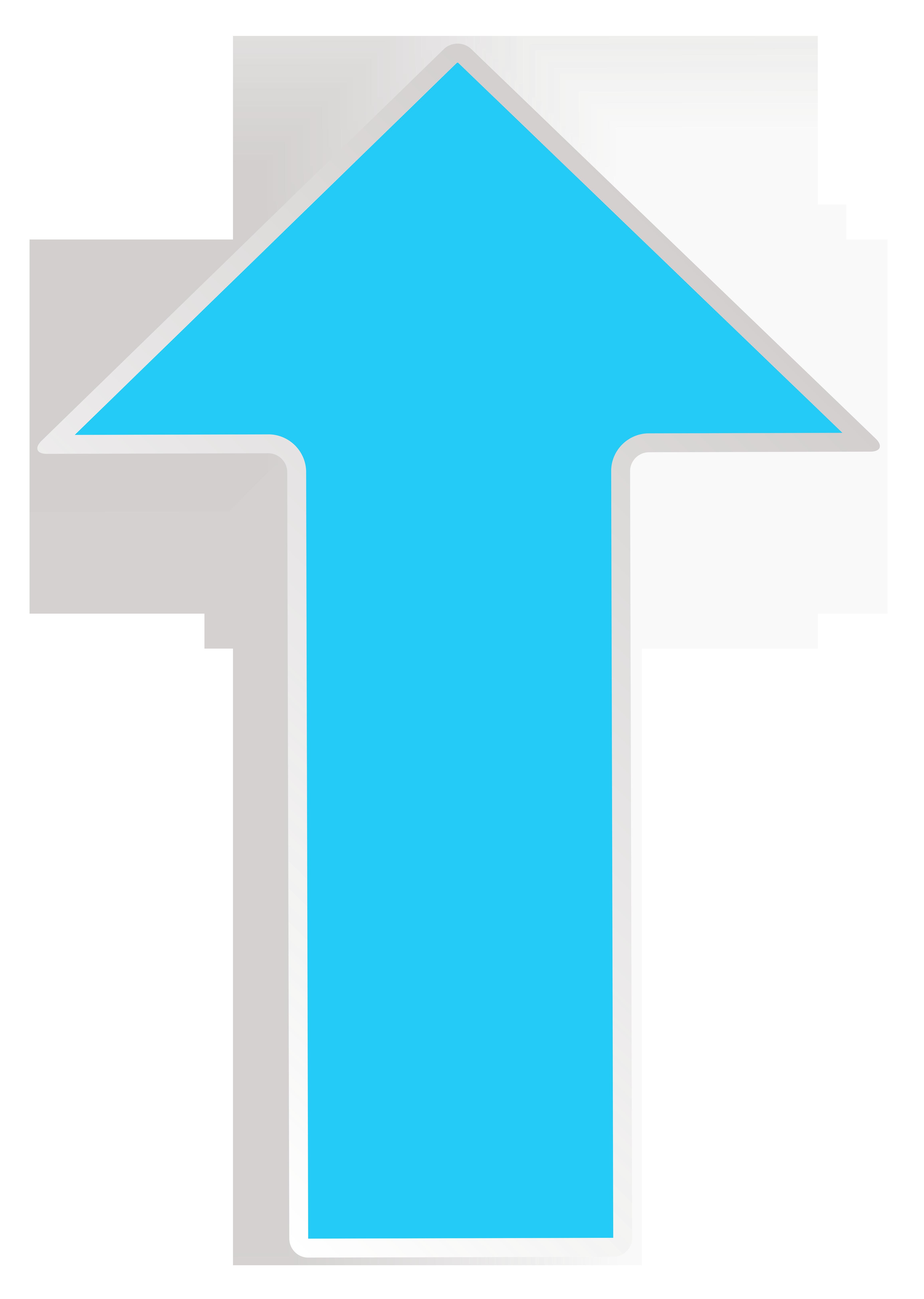 Up clipart arrow. Blue transparent png clip