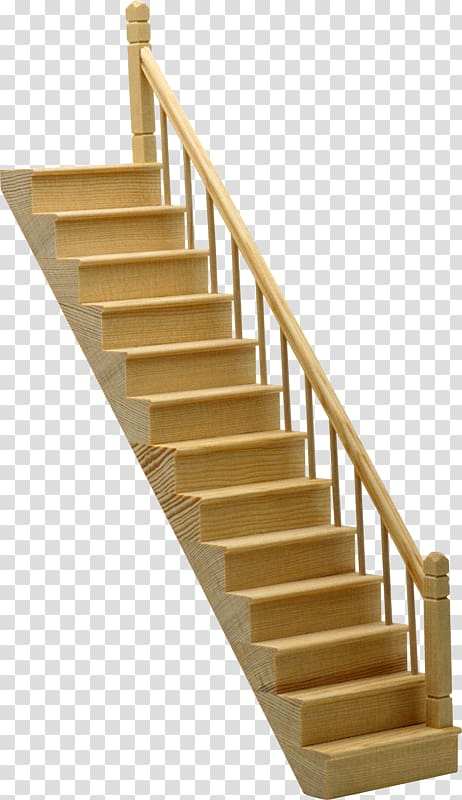 Staircase clipart wooden stair. Brown stairs furniture