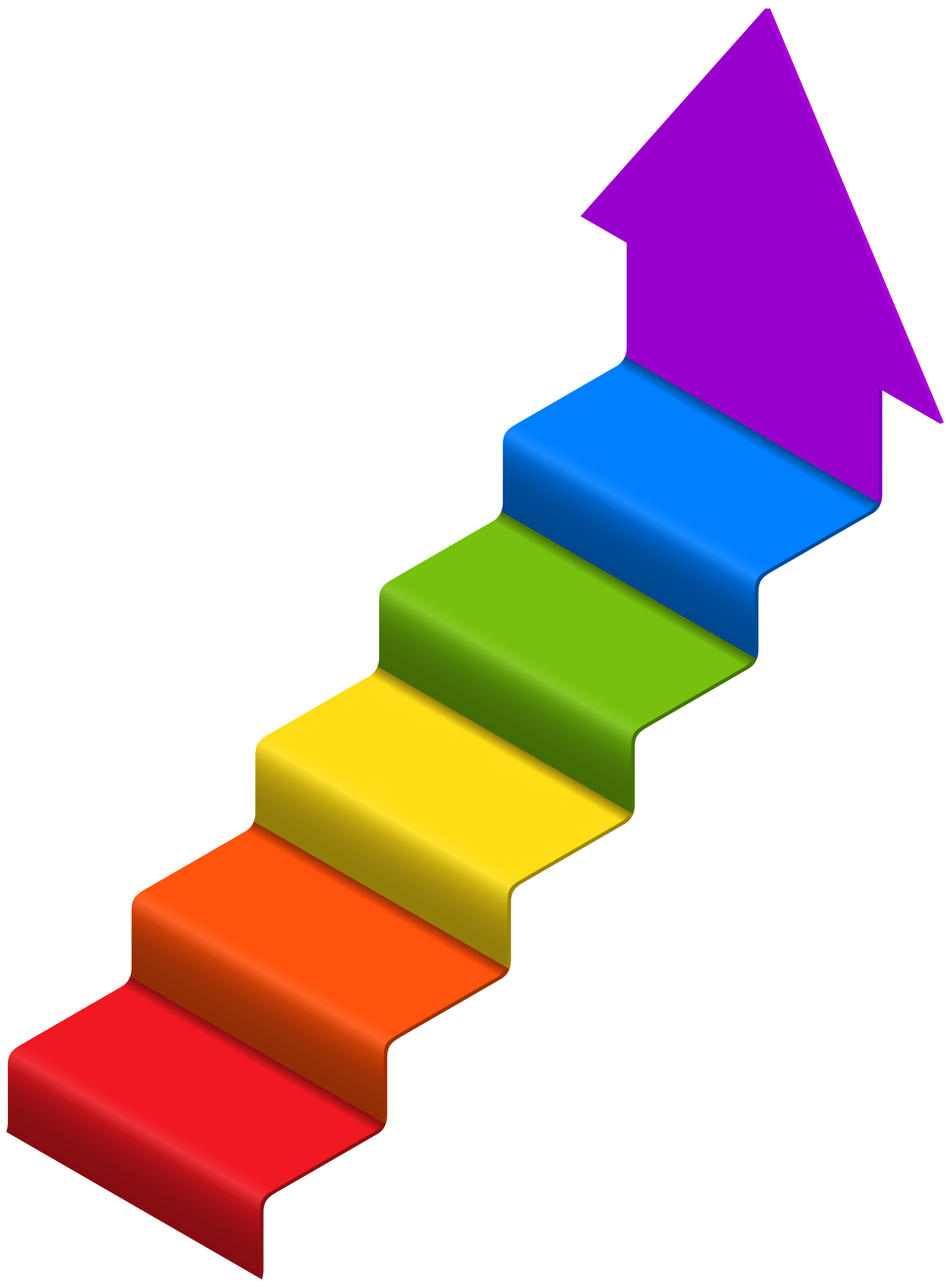 Up clipart stairs clipart. Arrow png clip art