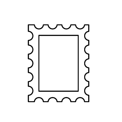 Stamp clipart. Free postage cliparts download