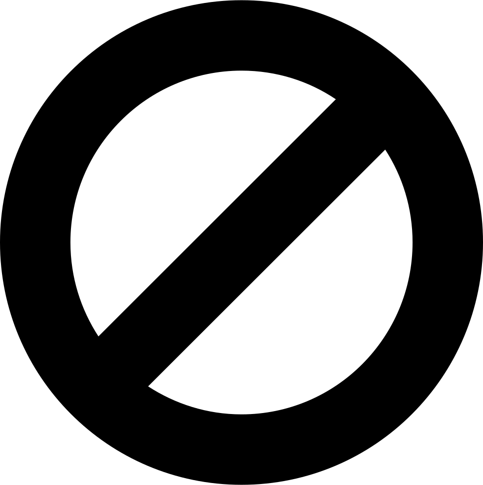 Ban circle svg png. Stamp clipart banned