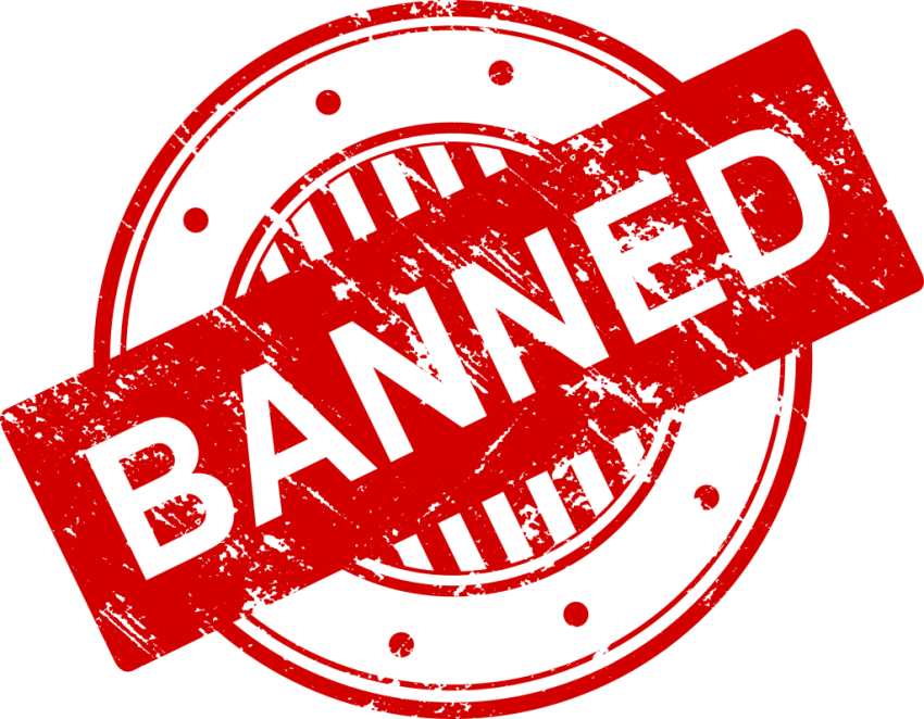 Png free images toppng. Stamp clipart banned
