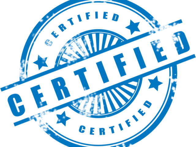Certified png transparent images. Stamp clipart certification