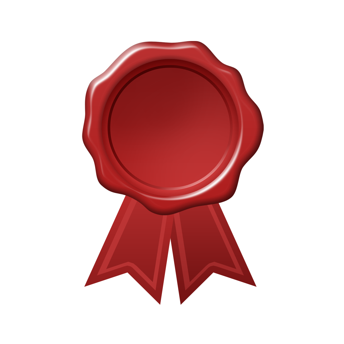Stamp clipart certification. Sealing wax seal certificate