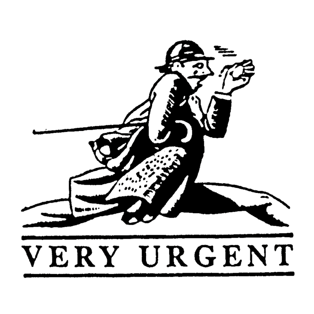 Very urgent rubber craft. Stamp clipart date stamp