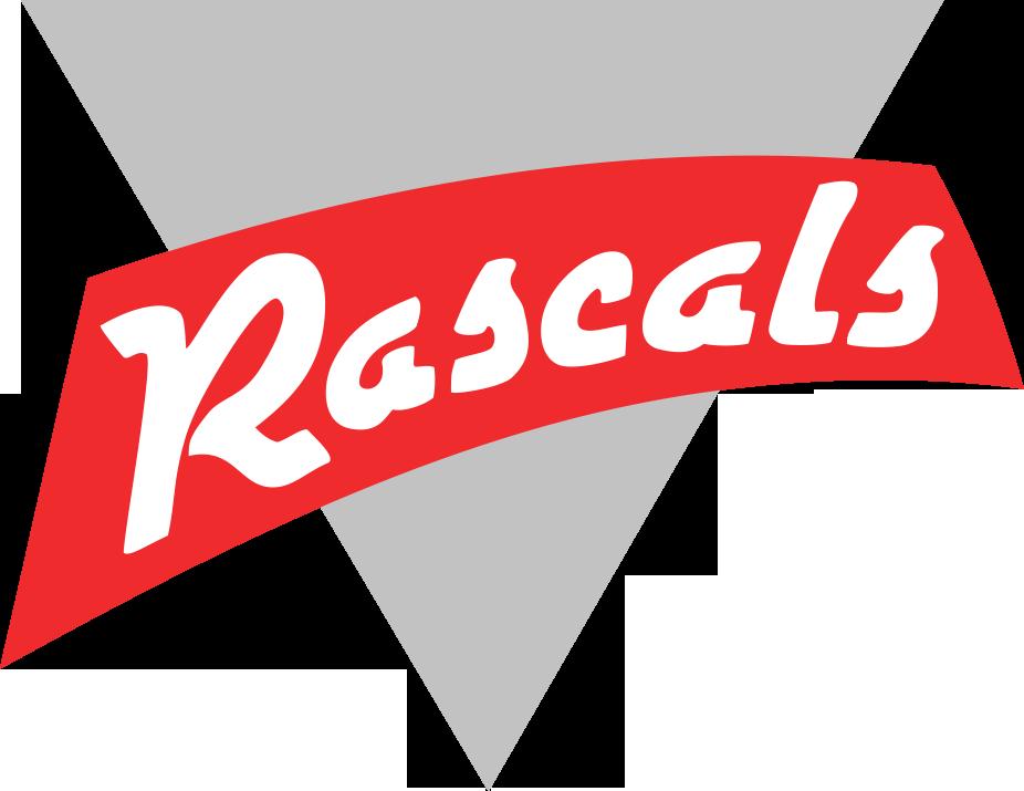 Rascals teriyaki grill . Stamp clipart failure