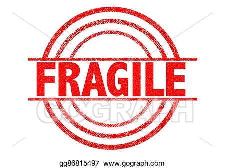 Clip art rubber stock. Stamp clipart fragile