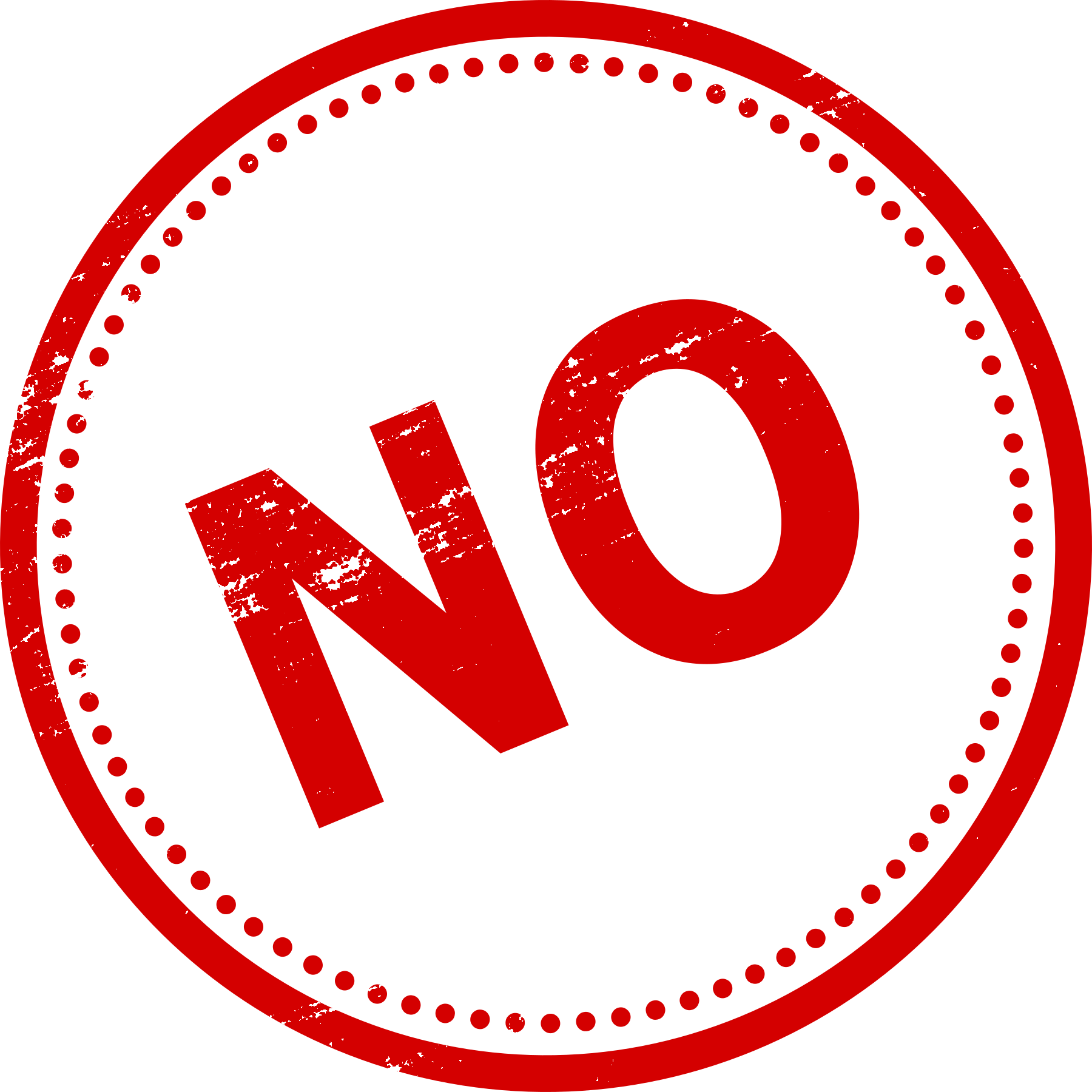 Stamp clipart guilty.  yes no png