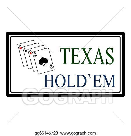 Vector illustration texas em. Stamp clipart hold