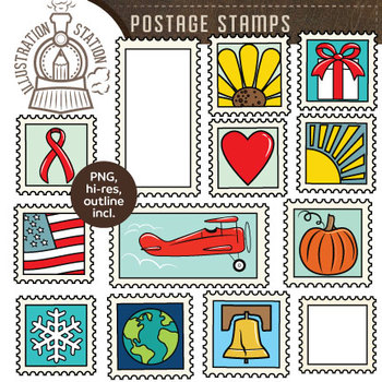 Free stamps clip art. Stamp clipart postage stamp