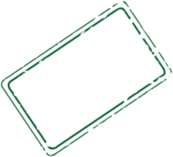 stamp clipart rectangle