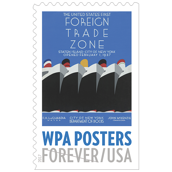 Wpa posters forever stamps. Stamp clipart stamp act