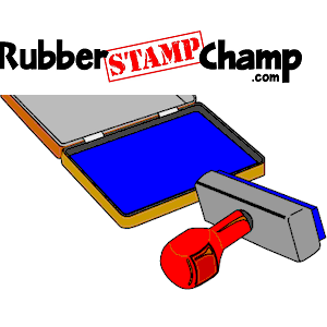 Stamp clipart stamp pad. Large pads for rubber
