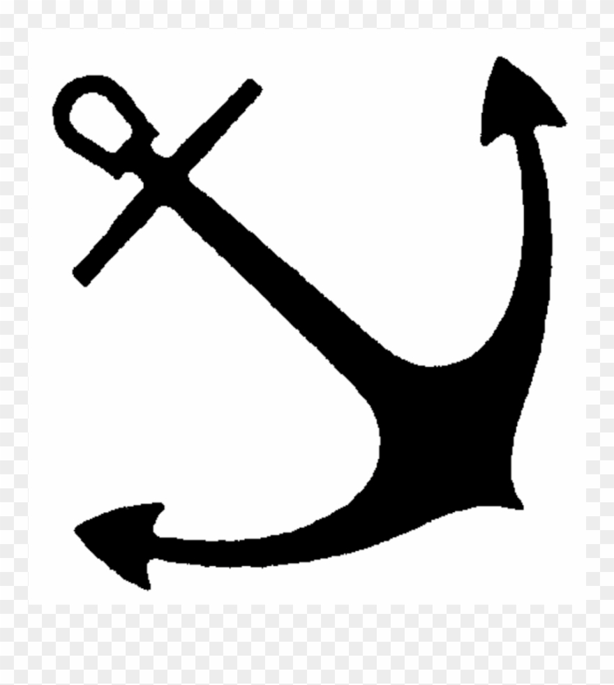 Stamp Clipart Anchor - Rubber Stamping - Png Download ...