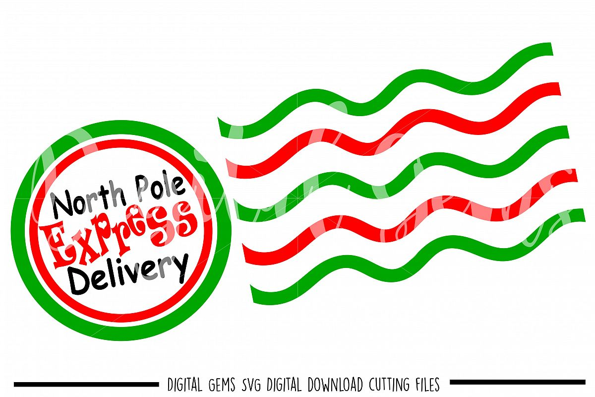 North pole png eps. Stamp clipart svg