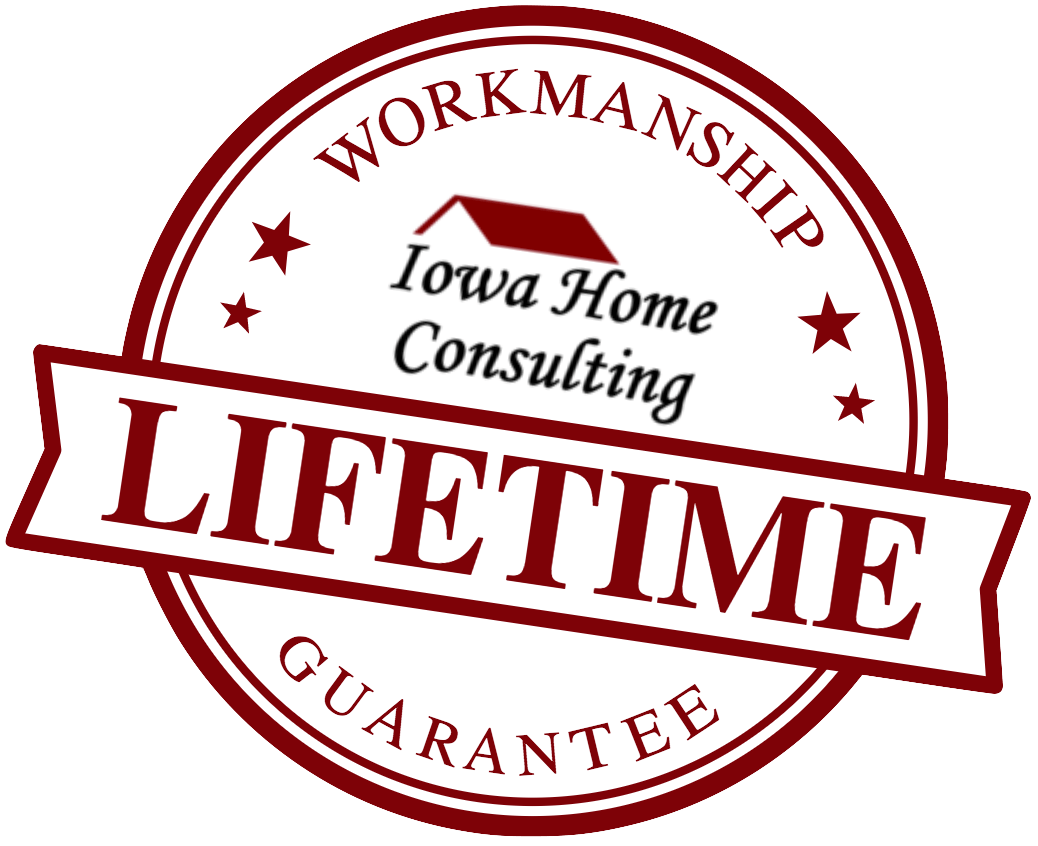 Stamp clipart warranty. Iowa home consulting painting