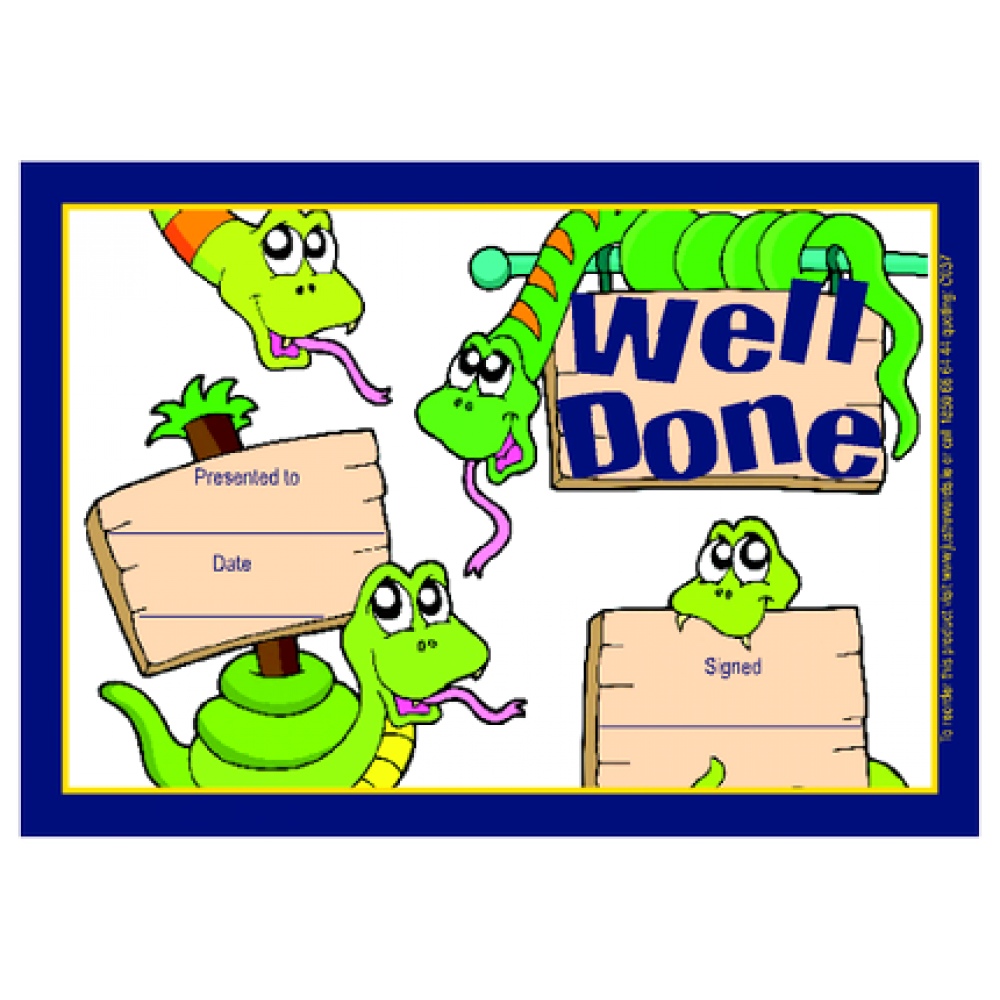 Stamp clipart well done. Certificates