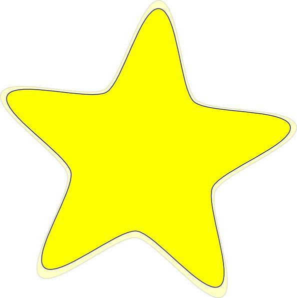 Star clip art.  best stars images