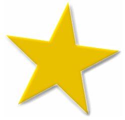 Free stars clipart graphics. Star clip art