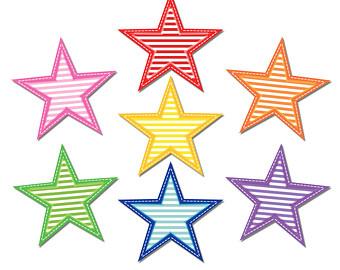 Clipart stars. Clip art for kids