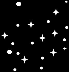 Star clip art black and white. Stars clipart border panda