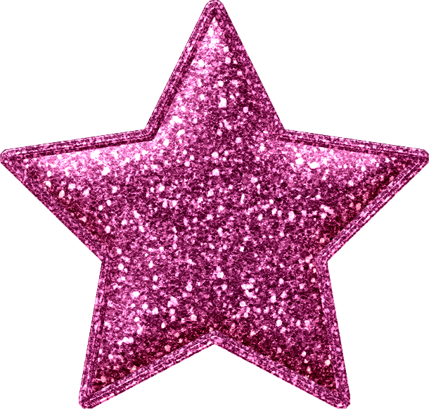 Star clip art glitter.  nitwit collection pinterest