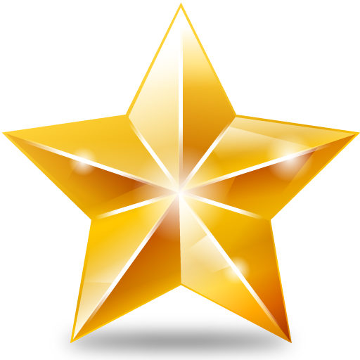 Iconfinder stunning christmas icons. Star clip art shining star