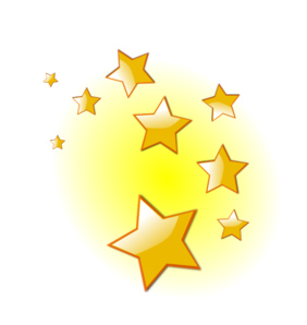Stars at clker com. Star clip art shining star