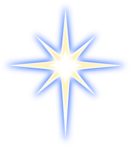 North at clker com. Star clip art shining star