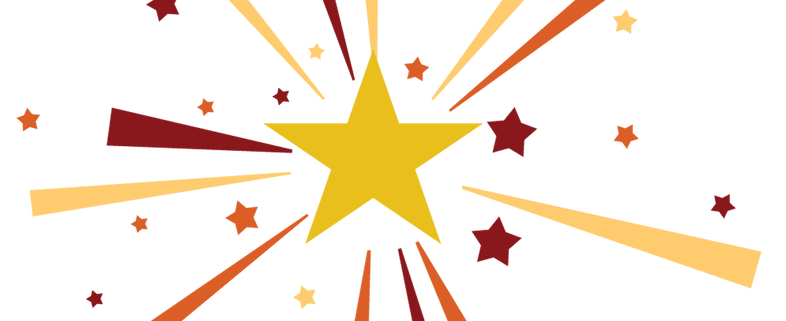 Star clip art shining star. Stars preschool in meridian