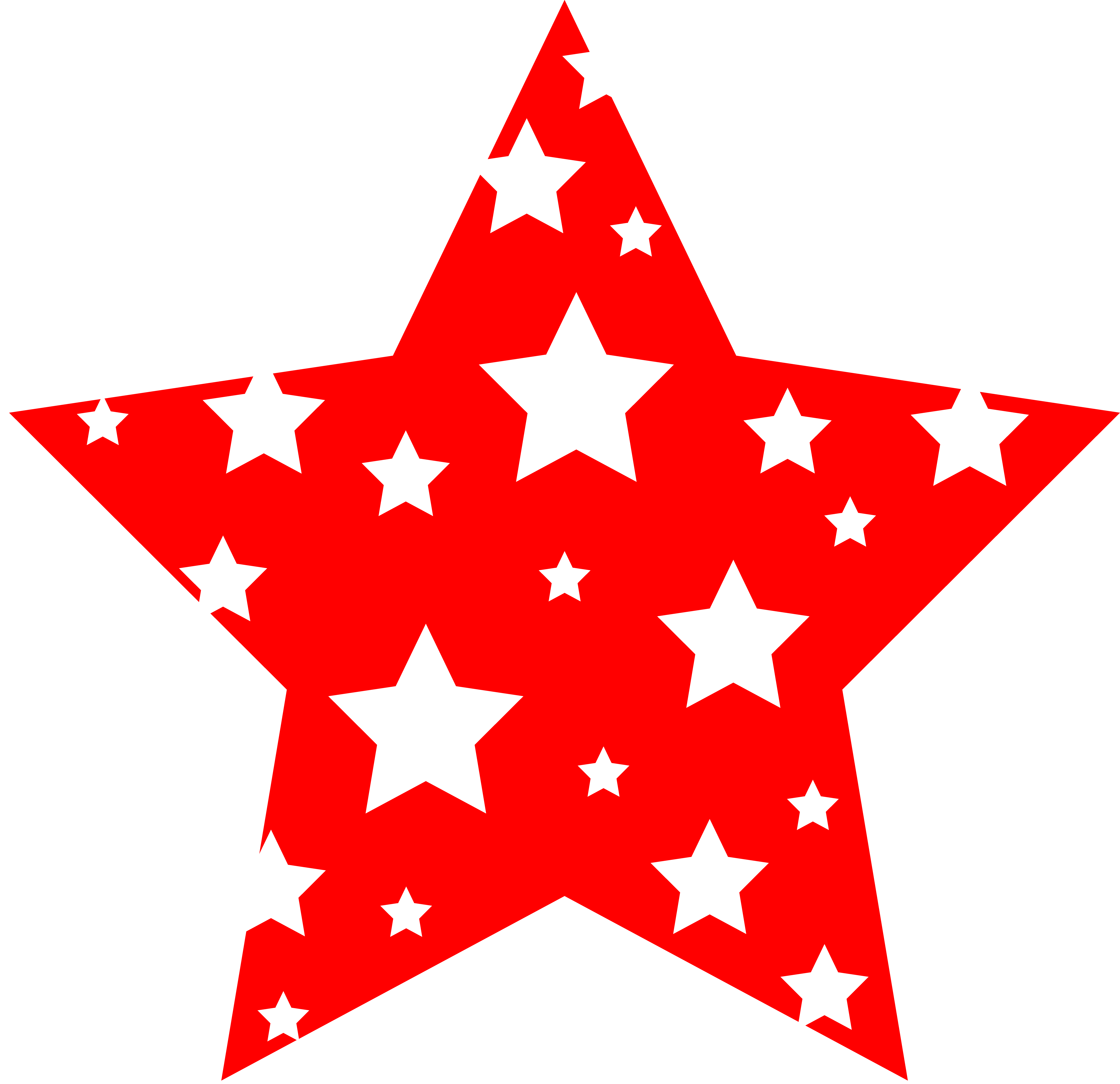 July clipart july holiday. Red shooting star free