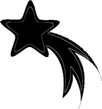 Image yellow clipart png. Star clip art shooting star