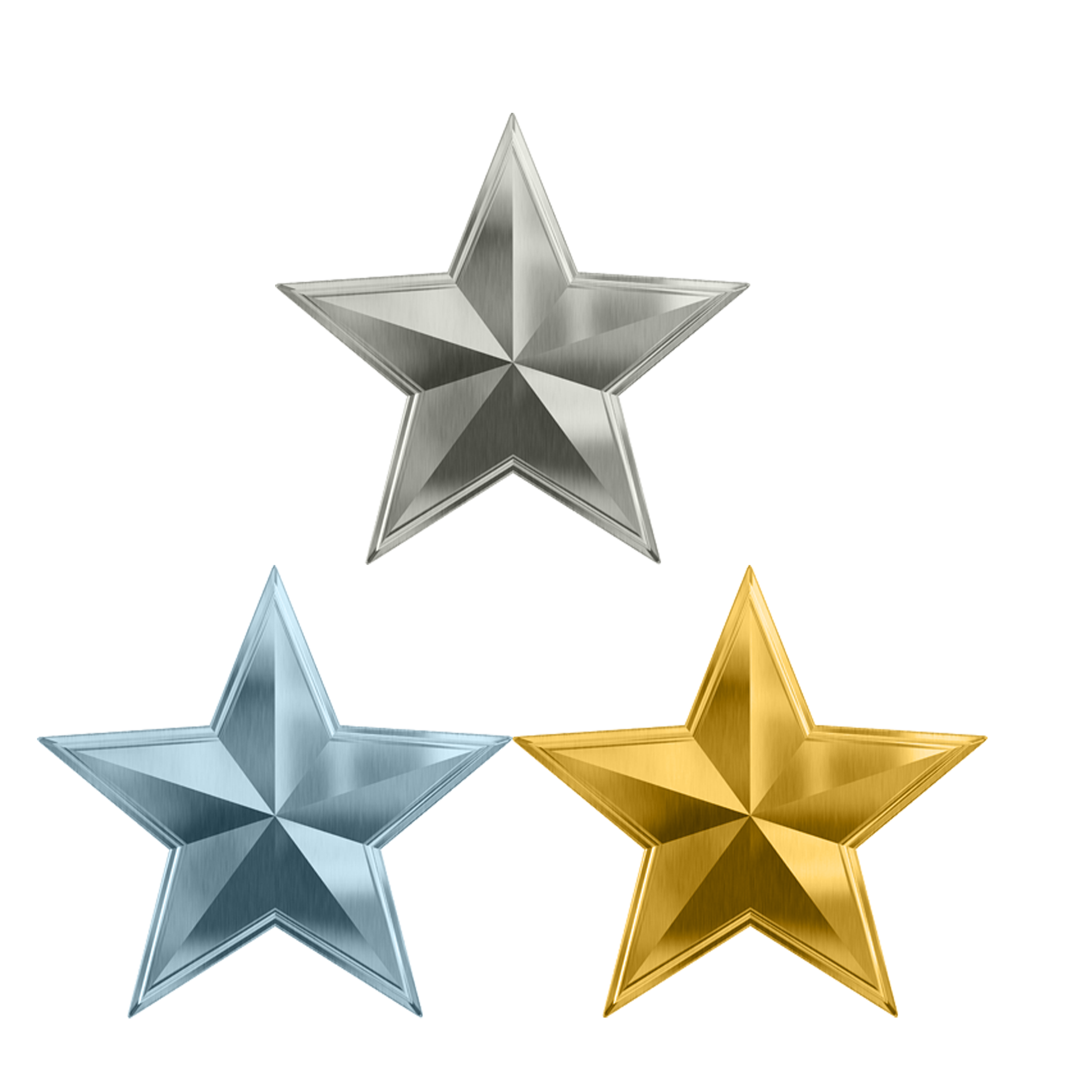 Star clip art star cluster. Gold metal transprent png