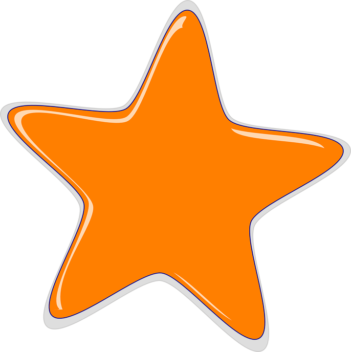 Star clip art star shape. Picture shop of cliparts