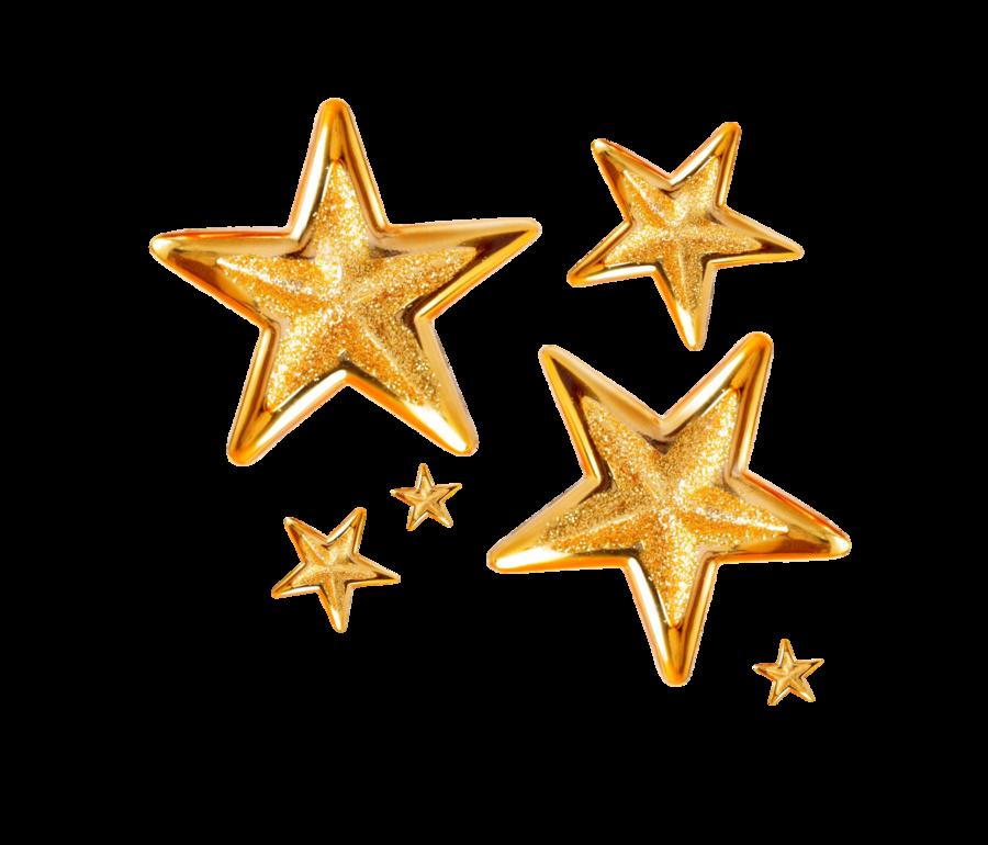 Christmas gold star png. Crawfish clipart animated gif
