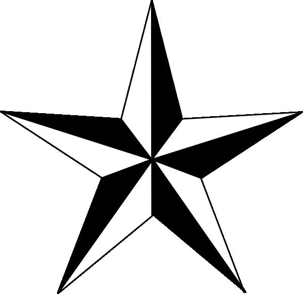 Texas Star clip art