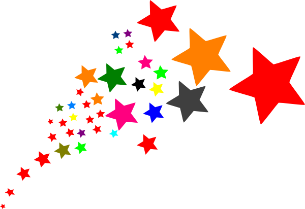 Stars at clker com. Star clip art vector