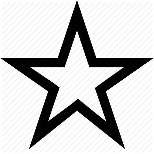 Star icon png. Everyday digital by vicons