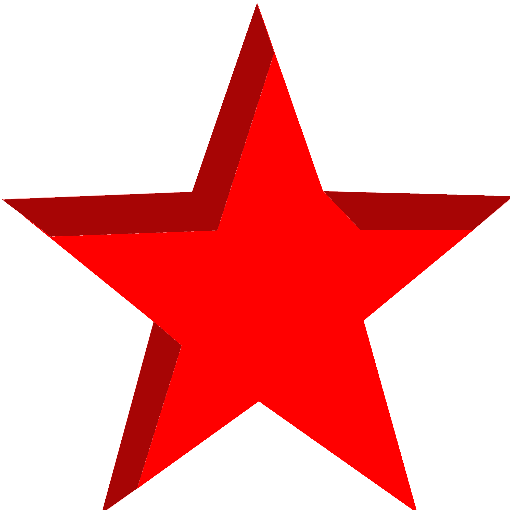 Star images png. Red free download